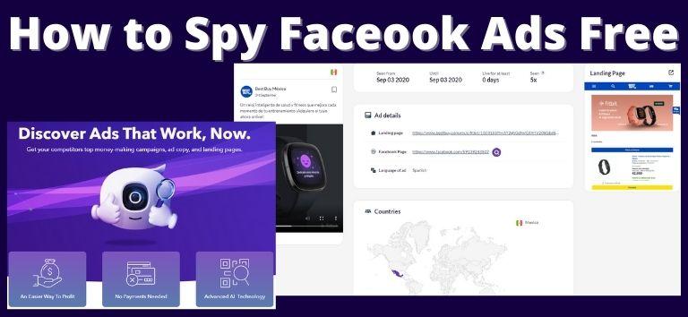 spy Facebook Ads Free