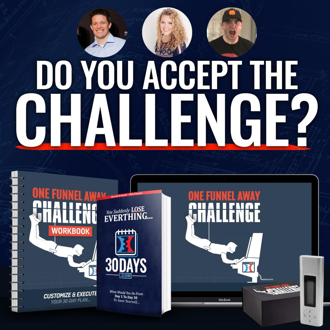funnel challenge