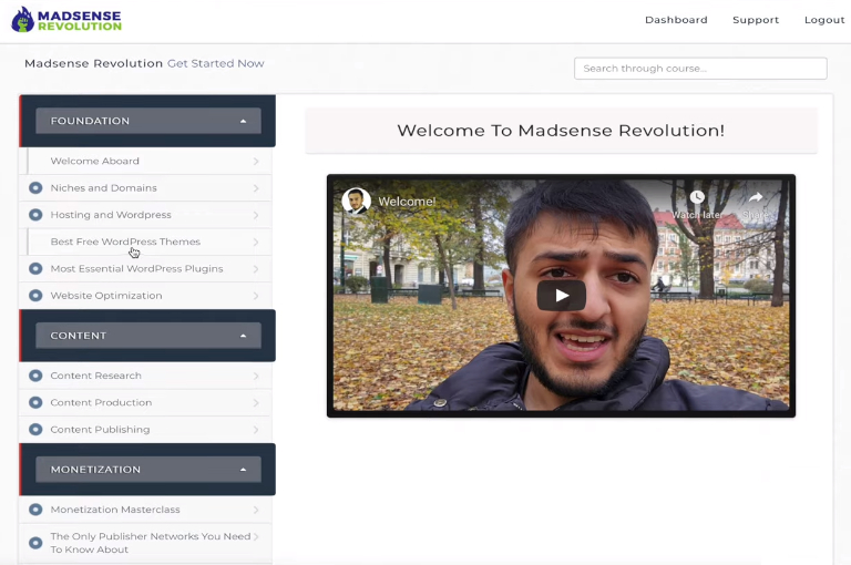 Madsense Revolution Inside