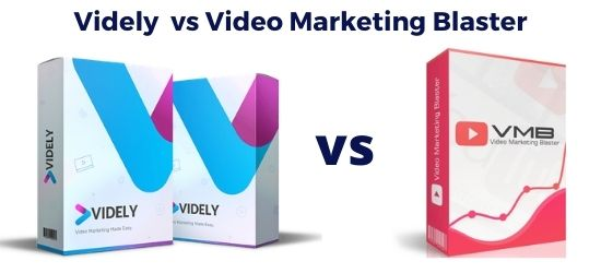 Videly vs Video Marketing Blaster