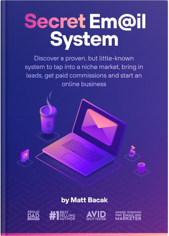 Secret Email System EBook