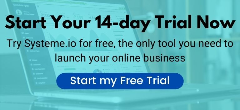 Systeme.io Free Trial