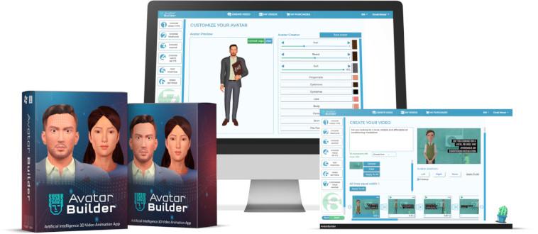 3d avatar builder online