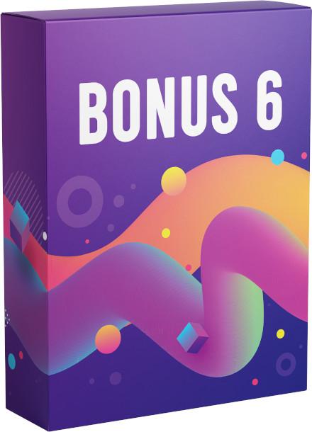 bonus 6 mailpanda