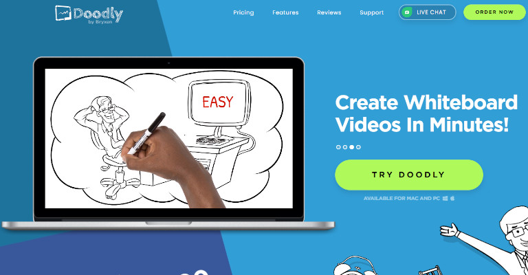 doodle creator software