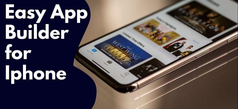 best online ios app builder