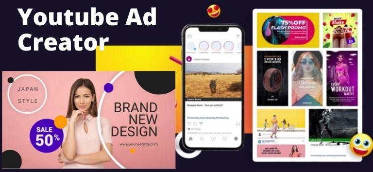 Youtube video Ad Creator