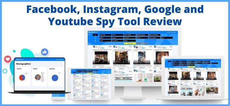 facebook Youtube Spy Tool
