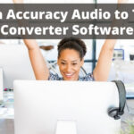 High accuracy audio to text converter software