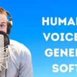 Human-Like Voice Over Generator Software
